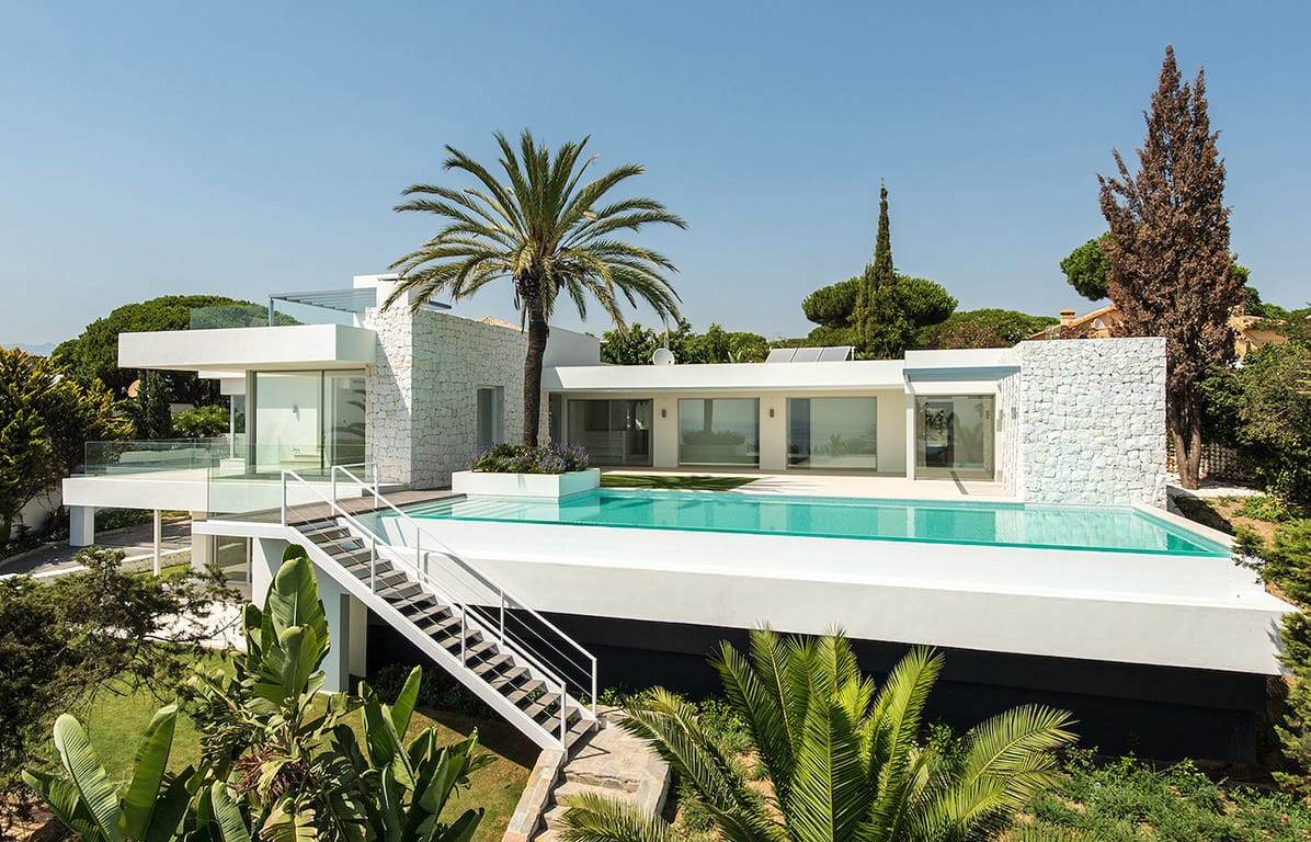Absolutely stunning, contemporary villa with spectacular sea views | Marbesa 22