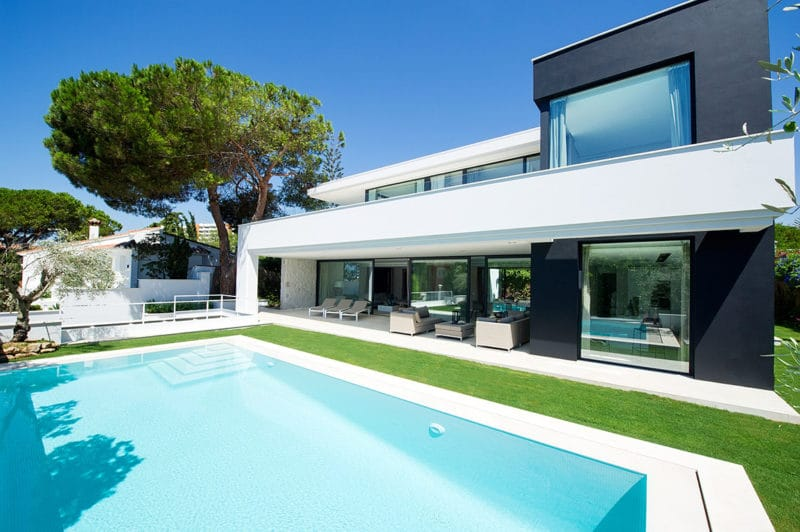 A very special, high quality contemporary villa. | Marbesa 39