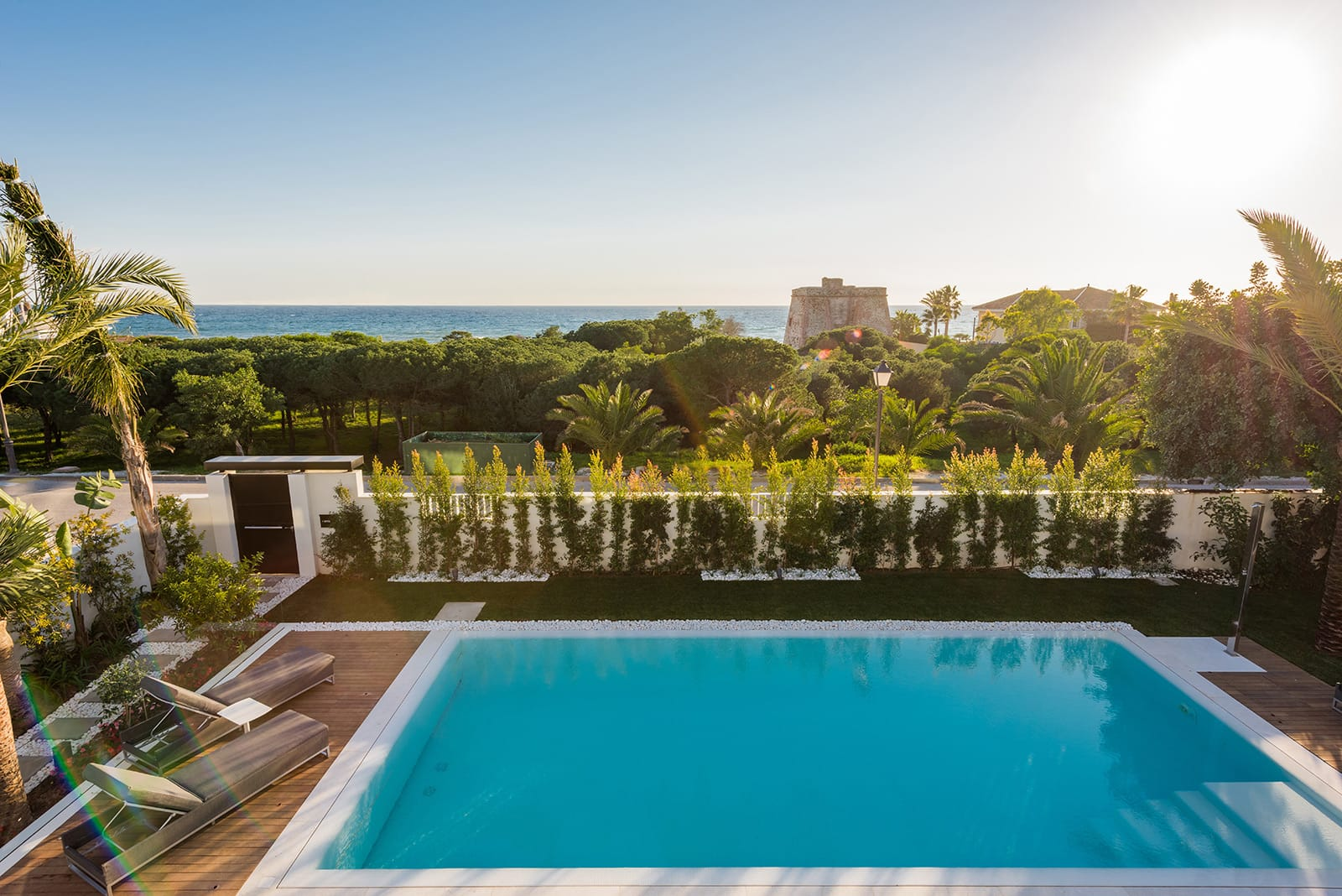 A brand new modern villa 2nd line beach of Marbella | Marbesa 166