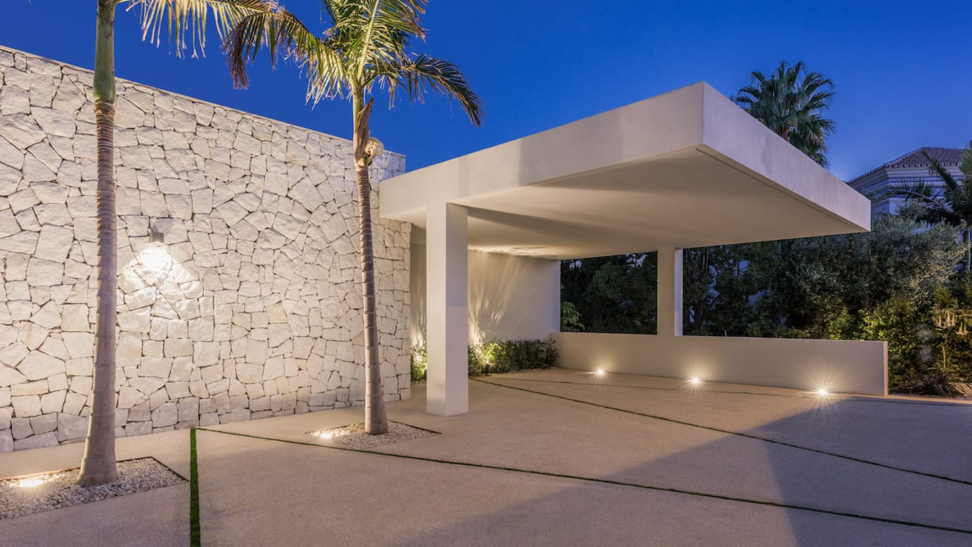 Stunning contemporary designed villa with spectacular panoramic views over the golf | Alquería 2.6