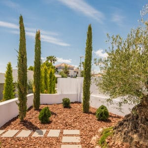 Spectacular 6 bedroom contemporary villa with amazing panoramic views on golf and Mediterranean | Alqueria 27