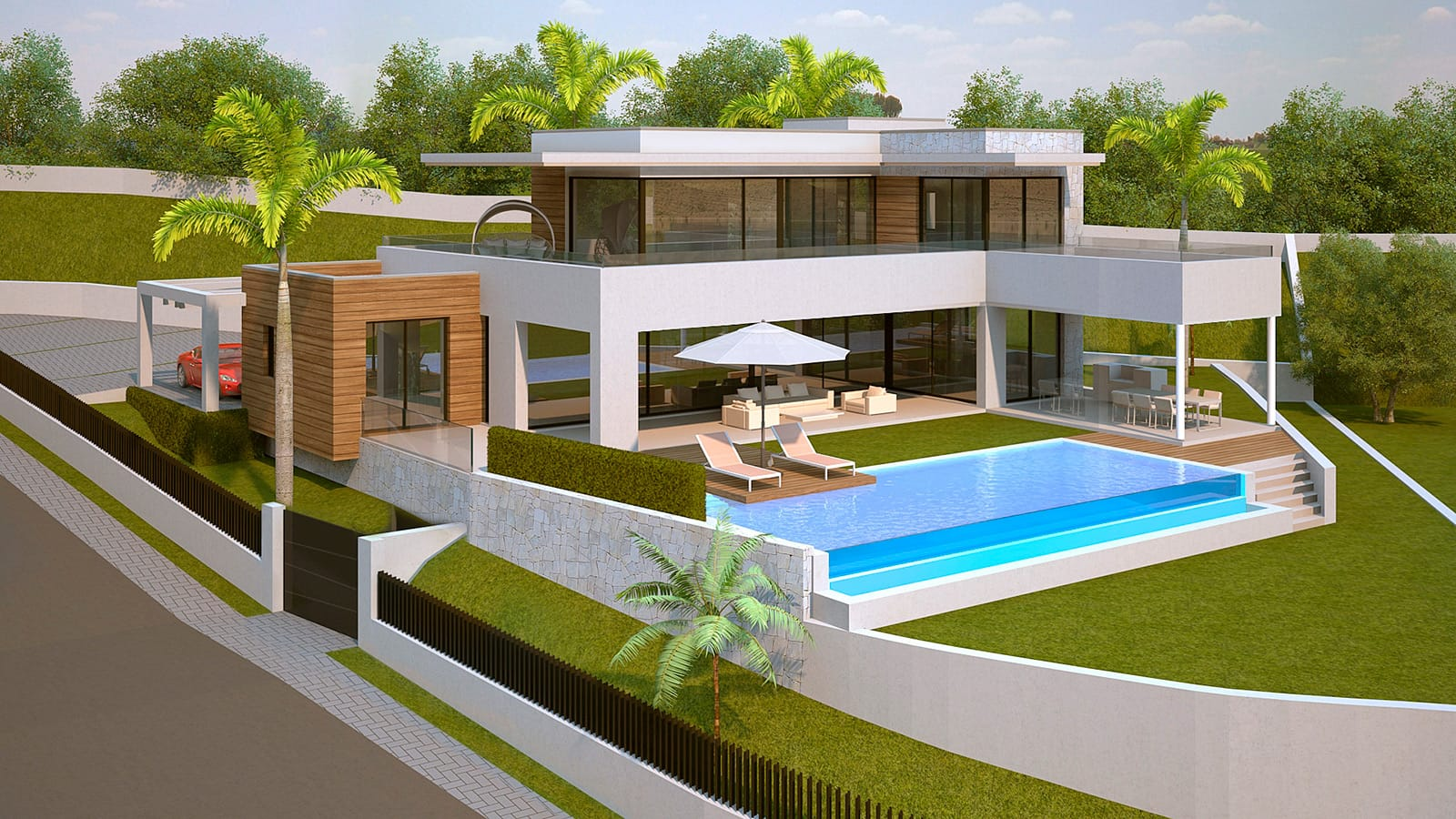 Offplan project for sale in La Alquería 6,6