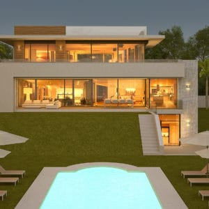 Modern family villa in the heart os one of the most exclusive area | Marbesa 121