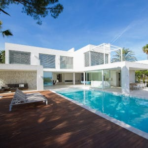 A high quality and spacious villa in the higher part of Marbella | Marbesa 55
